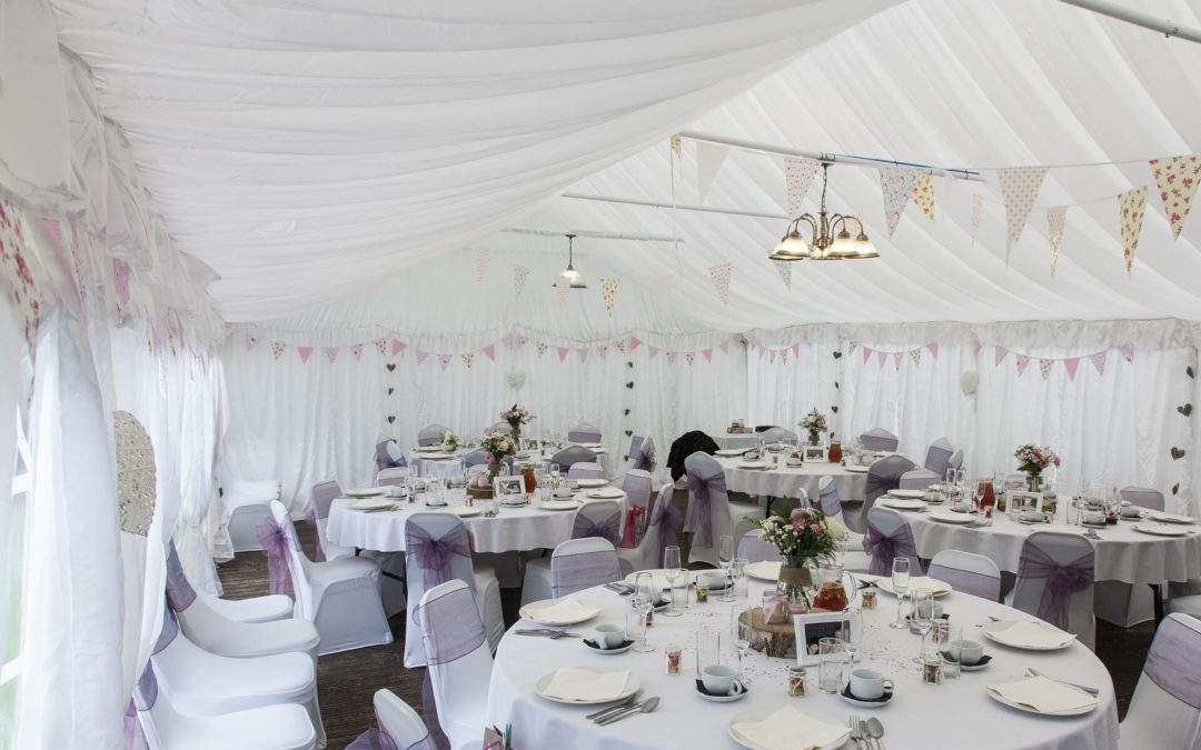 Frame Tent Wedding Venue? Here's What You Need to Know!